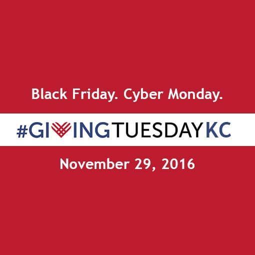 Giving Tuesday KC banner.
