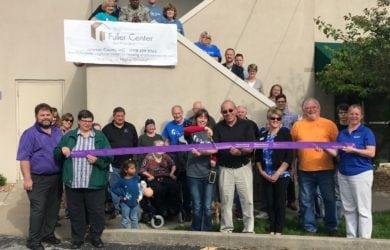 Welcome Fuller Center of Johnson County, MO to the Fuller Center family!