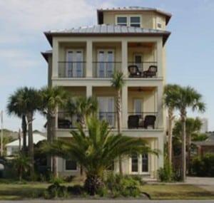 Tropical Oasis Destin Florida Vacation Home Rental