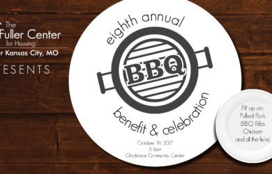 Join us at the 8th Annual Fuller Center BBQ, Benefit, and Celebration!
