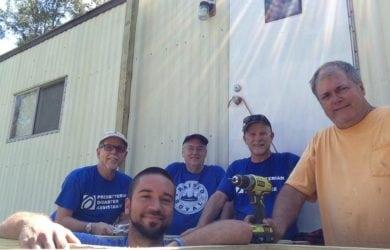 Graham represents Kansas City in Louisiana flood recovery efforts